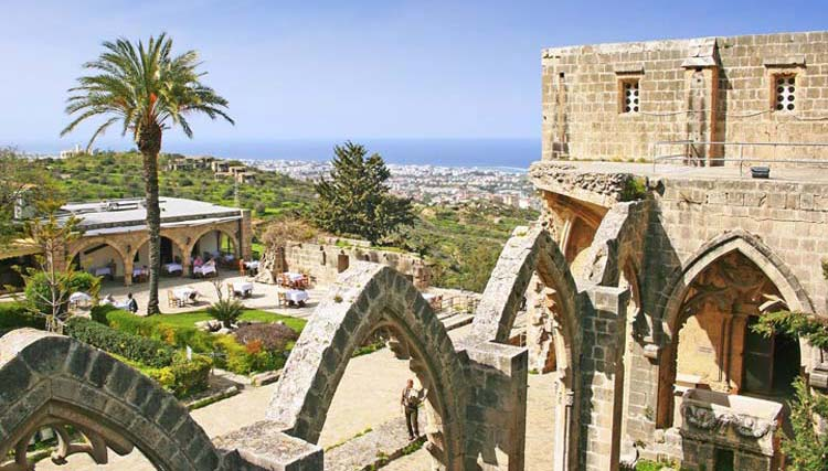 North Cyprus Holidays - Bellapais
