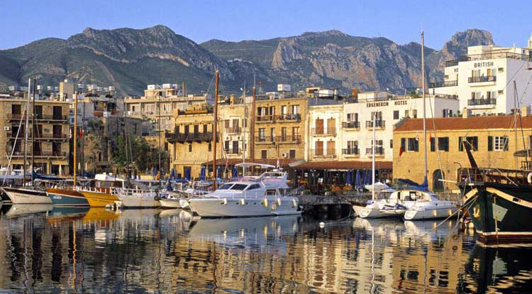 Places to Visit in North Cyprus Attractions Kyrenia Famagusta